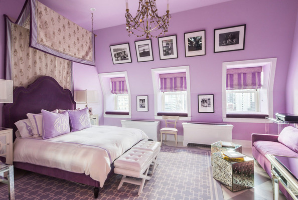 tommy hilfigers penthouse at the plaza hotel vision in violet