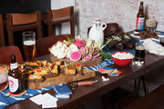 Everything You Need to Throw a Stylish Super Bowl Party