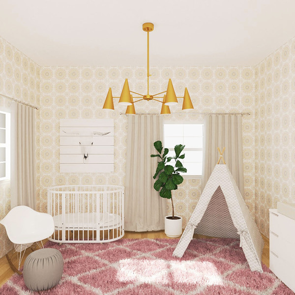 Decorist & Buybuybaby Are Making Nursery Decoration High-Tech