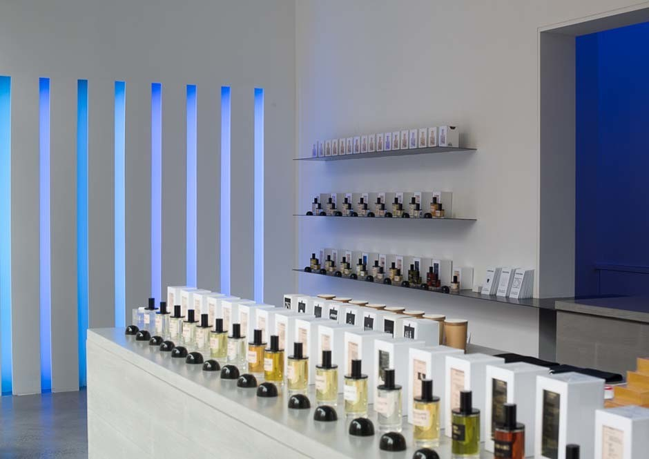 NYC's Newest Perfume Shop Is A Modern Treat