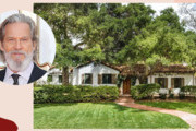 Jeff Bridges Sells His $8 Million Montecito Estate