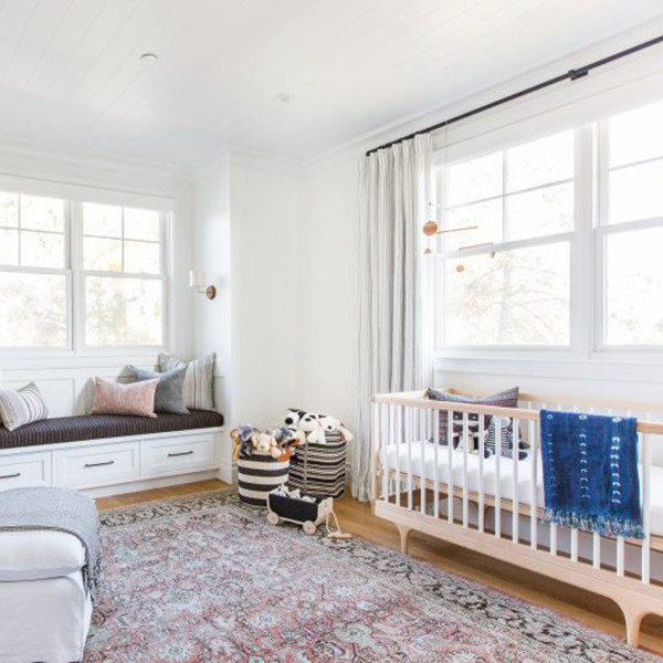 How To Style A Gender Neutral Nursery