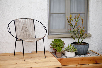 How To Create A Stylish Outdoor Chair