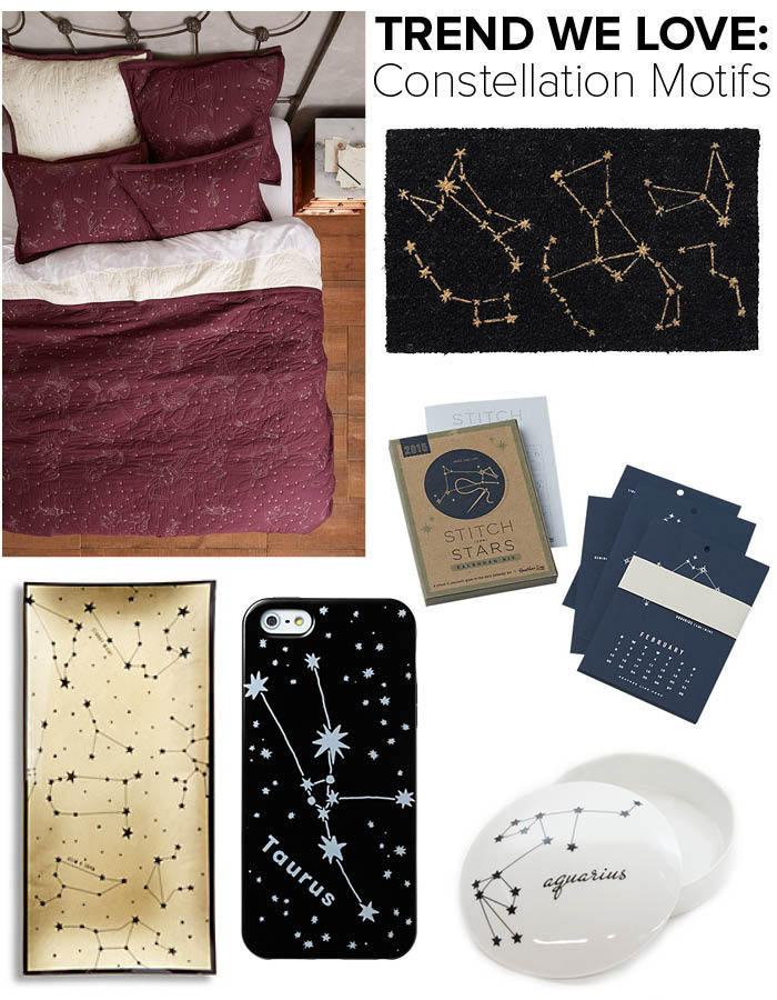 Trend: Constellation Motifs