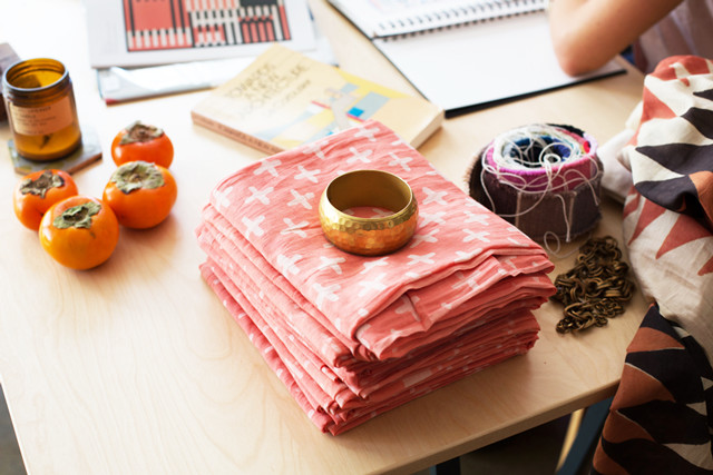 Stop Everything: Block Shop Textiles Is Having A Sample Sale