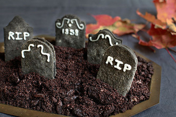 RIP: The Cutest Spooky Halloween Cookies You'll Ever See