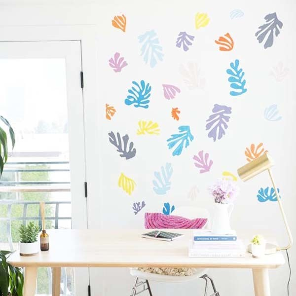Bri Emery's New Stencils Will Make Your Walls A Work Of Art