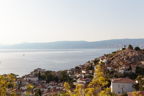 More to Love: Mirabelle Marden's Family Retreat in Greece