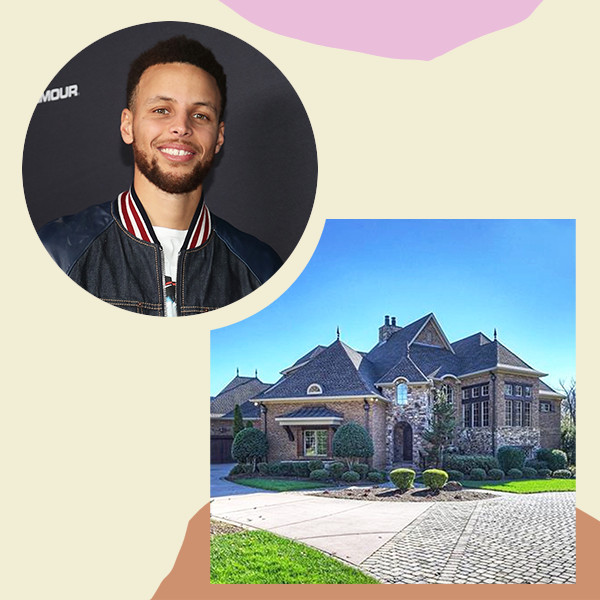 Peek Inside Steph Curry's $1.2 Million North Carolina Home