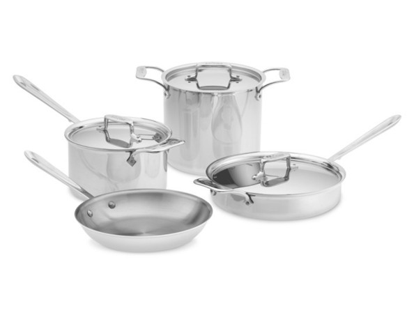 All-Clad Pans