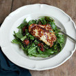 Grilled Halloumi-and-Quinoa Salad