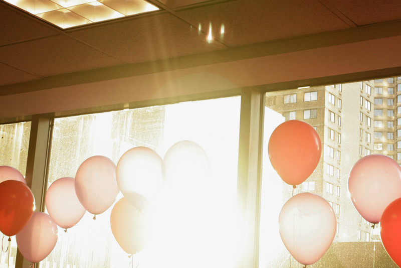 Balloons (Midtown, Manhattan) by Youngna Park and 20x200 | Lonny