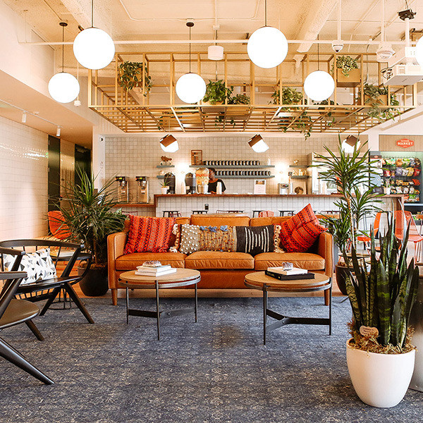 The Coolest Co-Working Spaces