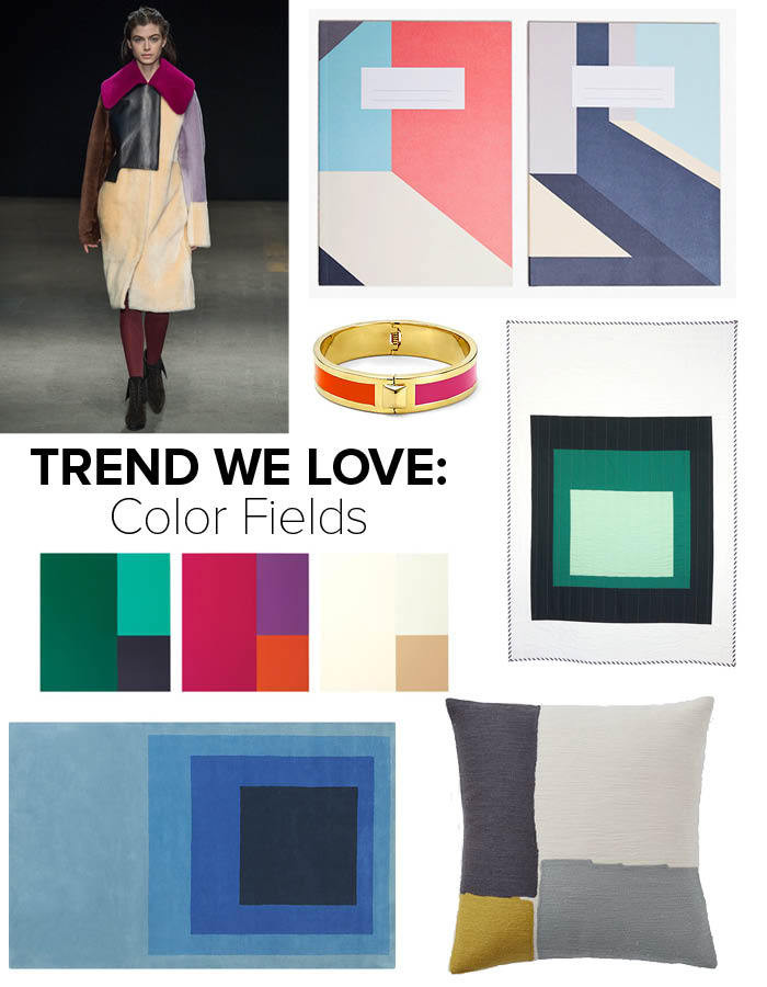 Trend: Color Fields