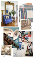 Sarah Jean's HomeGoods Makeover Mood Board