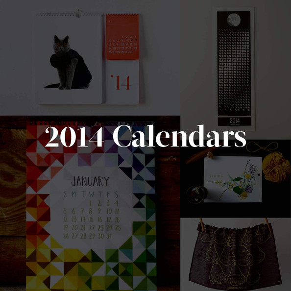 The 10 Best Calendars For 2014