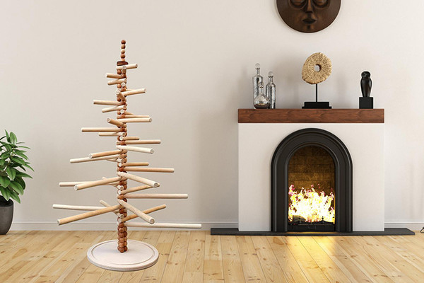 We're Loving These Alternative Christmas Trees