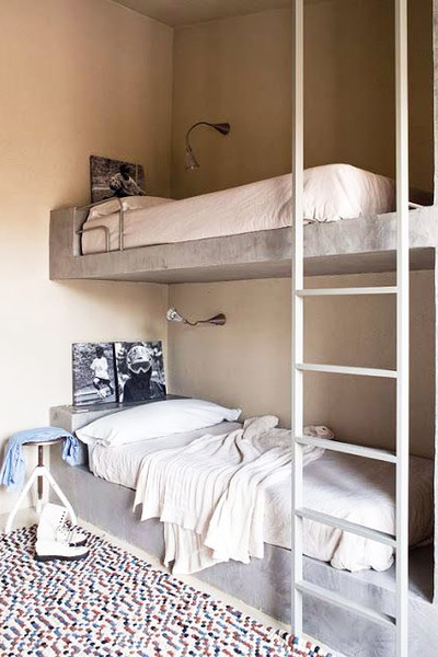 Cement Beds For Minimalists