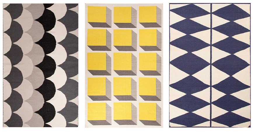 Luli Sanchez Rugs on GILT.com