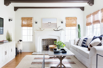 Inside Interior Designer Genna Margolis' Light, Bright Rental
