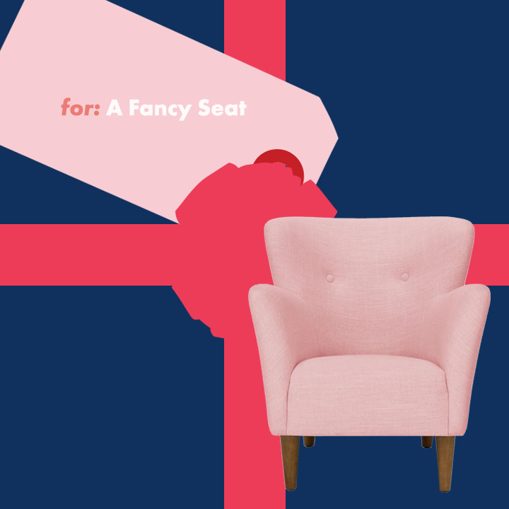 Day 11: For A Fancy Seat