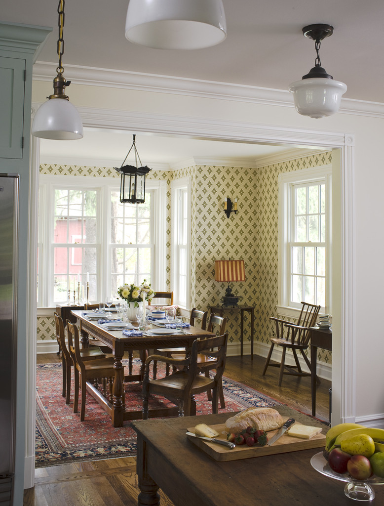 Farmhouse Interior Decorating