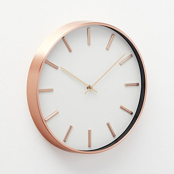 Copper O' Clock