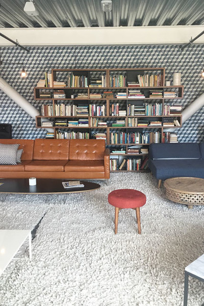 Cloud Room's Midcentury Lounge