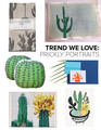 Trend We Love: cactus art