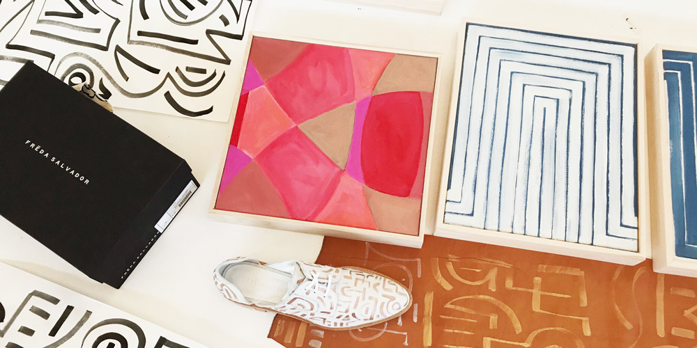 Serena & Lily's Co-Founder Wants To Paint Your Shoes