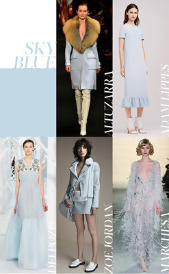 3 Color Trends to Steal from Spring Fashion Runways