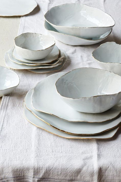 Ceramic Dinnerware & Ceramic Dinnerware - The Top Home Trends For Spring 2018 According ...