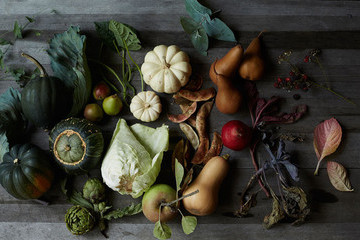 Four Thanksgiving Centerpieces To Inspire You For Turkey Day