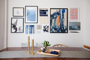 How to Make a Mixed-Media Gallery Wall