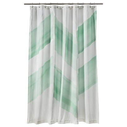 Color Block Shower Curtain by Nate Berkus