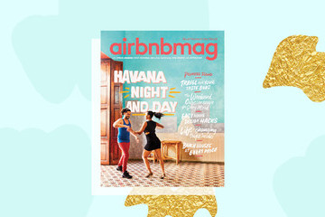 Airbnb Is Releasing Its First Travel Mag