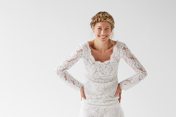 How To Look Like Yourself On Your Wedding Day