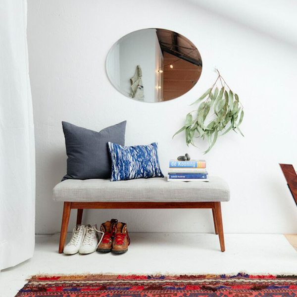 How To Use Benches To Upgrade Every Nook Of Your Home
