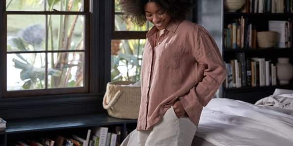 Parachute Released Linen Loungewear Just In Time For Warm Weather