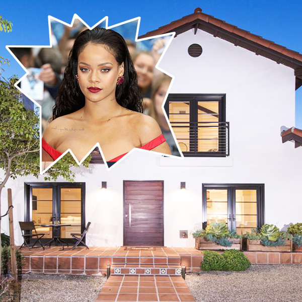 Rihanna's West Hollywood Villa Is On The Market For $2.85 Million