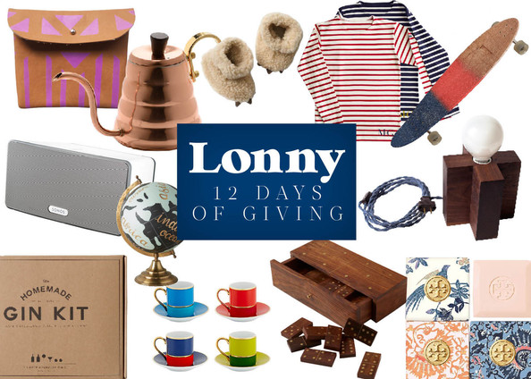 Lonny's 12 Days of Giving