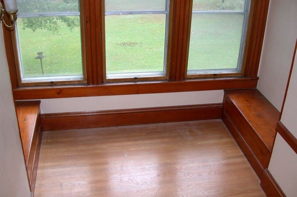 The Center Hall Before