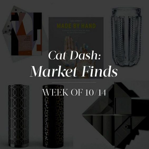 Market Finds: Week of October 14th