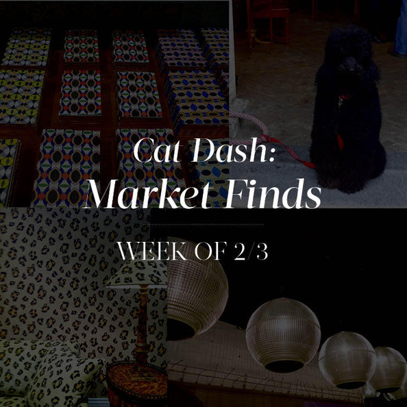 Market Finds: Week of February 3, 2014