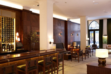 Wish We Were Here: NYC's Refinery Hotel