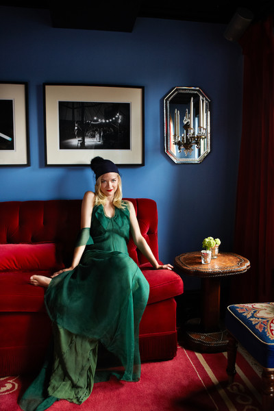 More To Love: June 2013 Cover Shoot with Jaime King