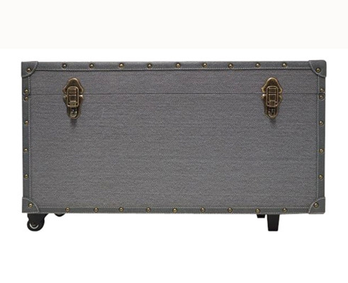 The Steamer Trunk
