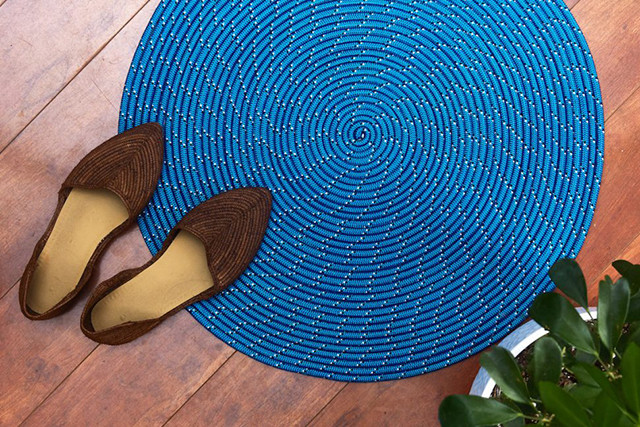 This Cord Rug DIY Will Only Take You 20 Minutes