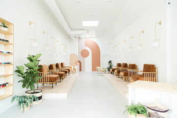 This Gorgeous San Diego Nail Salon Was Designed For Self Care