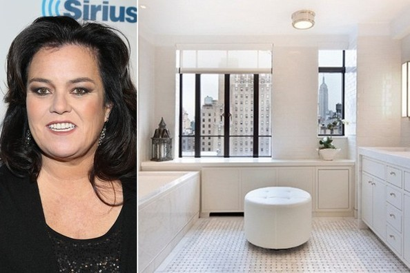 Rosie O'Donnell Sells New York Penthouse